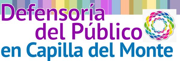 La Defensoría del Público en Capilla del Monte