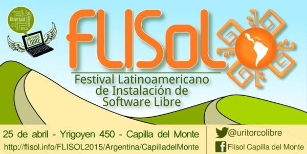 Festival Latinoamericano de Software Libre en Capilla del Monte