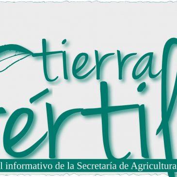 """Lanzamos """"Tierra fértil: el informativo de la Secretaría de Agricultura Familiar de Córdoba"""""""