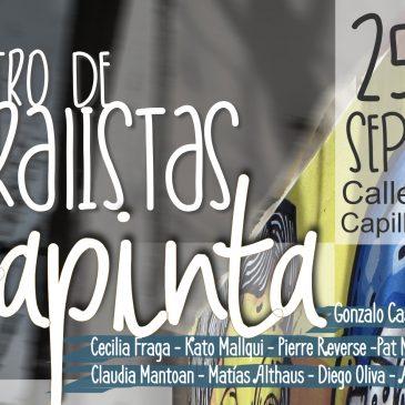 """Encuentro de muralistas """"Capinta"""""""