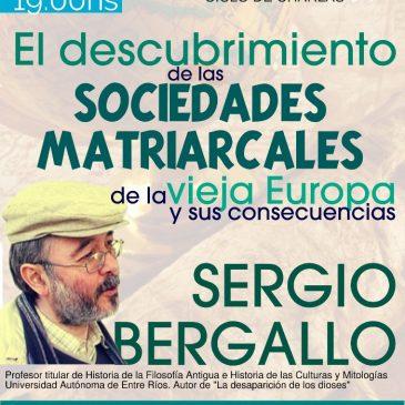 Comienza el ciclo La Flor de la Palabra: Sergio Bergallo en Espacio Viarava