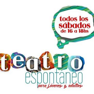 Comienzan los talleres de teatro espontáneo en Espacio Viarava