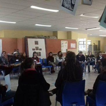 Cooperativa Viarava presente en el encuentro provincial de Puntos de Cultura