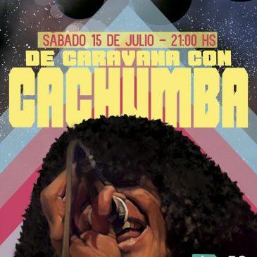 Vacaciones2017: 'De caravana con Cachumba' se presenta en Espacio Viarava