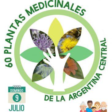 Luis Volkmann presenta '60 plantas medicinales de la Argentina Central'