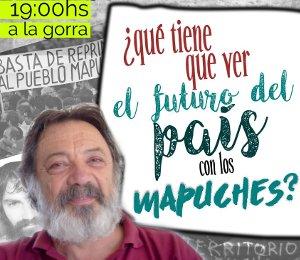 ¿Qué tiene que ver el futuro del país con los Mapuches? Charla abierta con Manuel Lagleyze