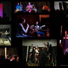 Más de 1500 personas disfrutaron del festival teatro y música en Viarava