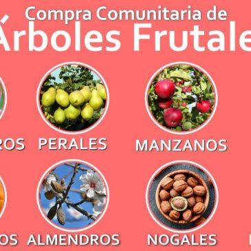 Nueva compra comunitaria de frutales