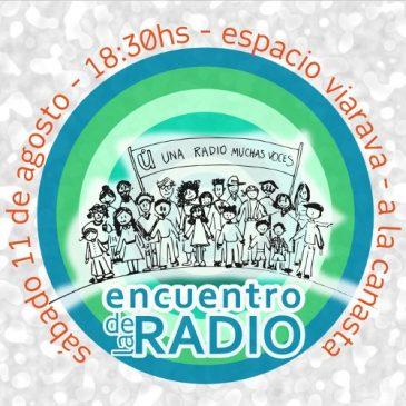 Encuentro de la radio