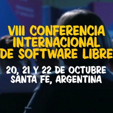 Mujeres y tecnología: Anita Almada, integrante de Viarava, presente en la Conferencia Internacional de Software Libre